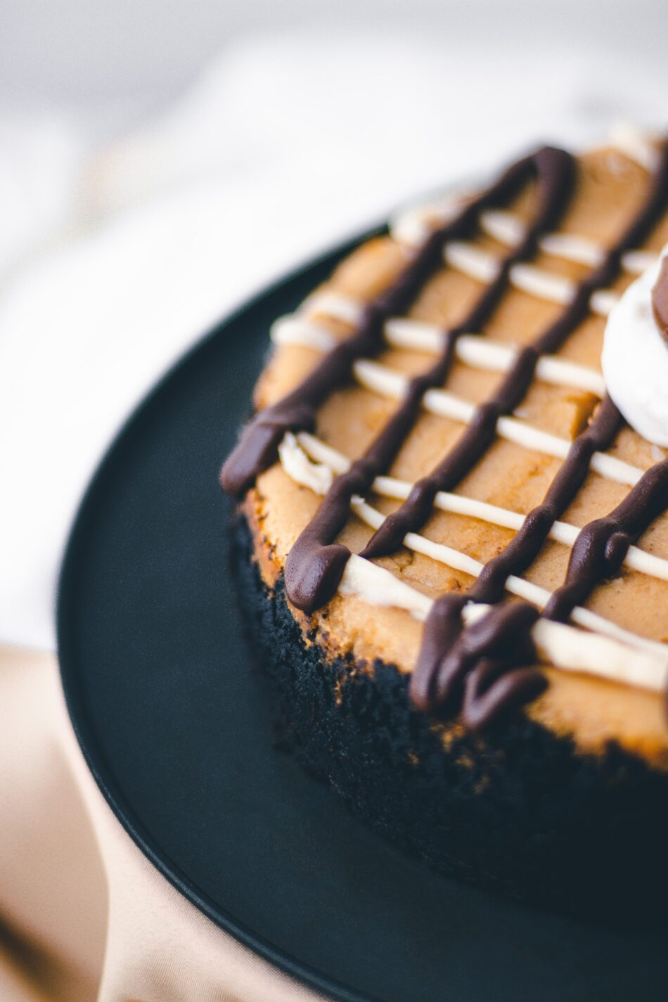 ciasto z biala czcekolada